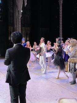 Joel Woellner. Photo courtesy of Queensland Ballet.