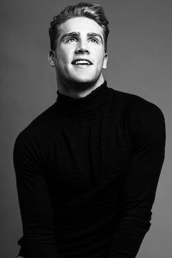 Jackson Reedman. Photo by Shannon Mullins.