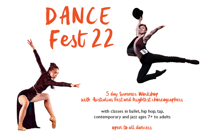 RAD Australia's DanceFest 22.