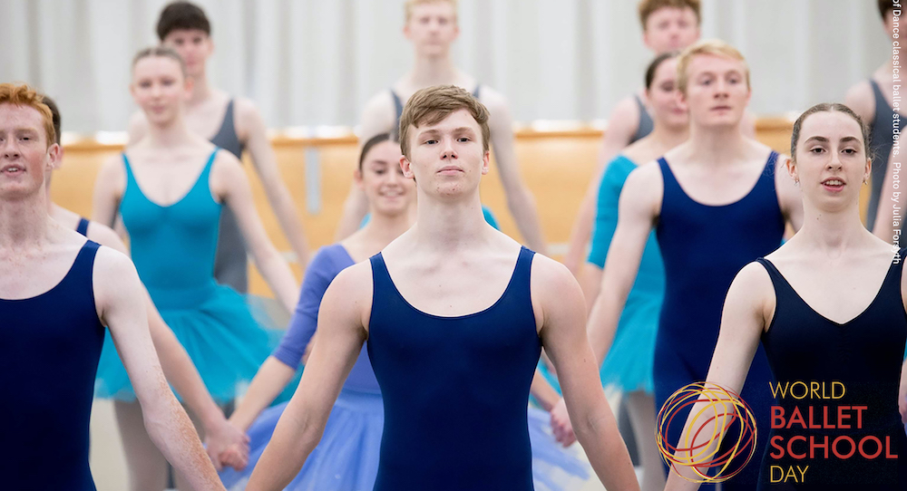 NZSD Classical Ballet Students in studio performance. Photo by Julia Forsyth.