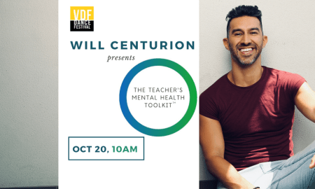 Will Centurion Life Coach for Dancers