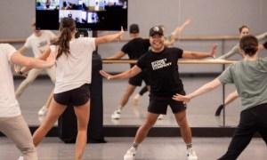 Photo courtesy of Sydney Dance Company.