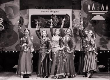 Cary Diwali Festival, North Carolina, USA, October 2011. Photo by Brooke Meyer