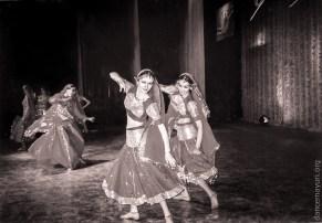 "All-Russian dance contest ""Tikhvinskiy Lel"", Tikhvin, Russia, 1998"