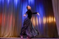Mayuri on stage