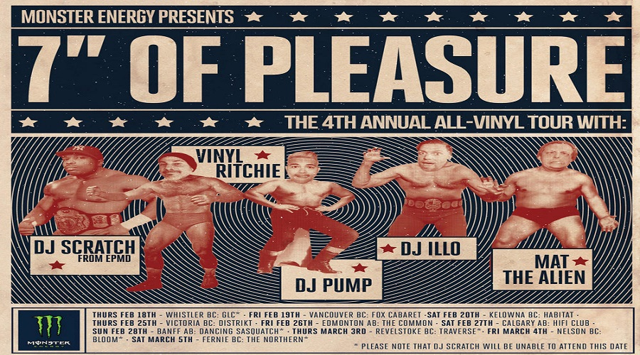 7 inches of pleasure
