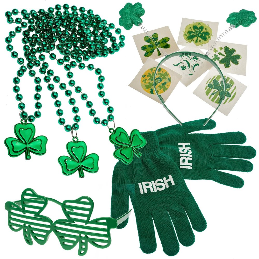 st patricks day costume set