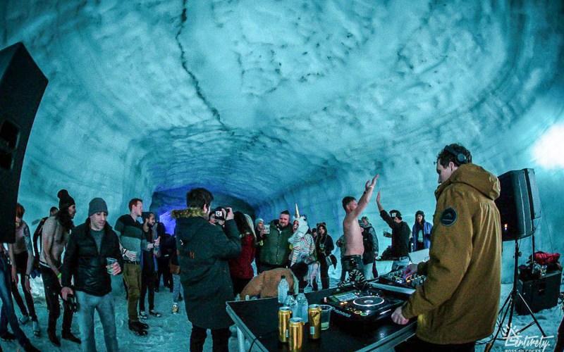 Secret Solstice, Glacier, Iceland