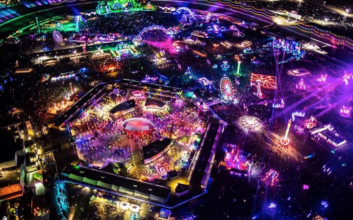 EDC Las Vegas Carnival Square - Insomniac