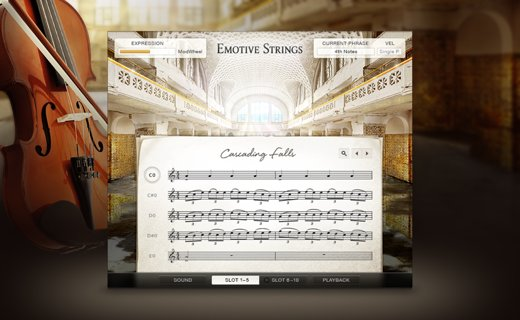 emotive strings komplete 11