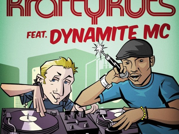 Krafty Kuts and Dynamite MC