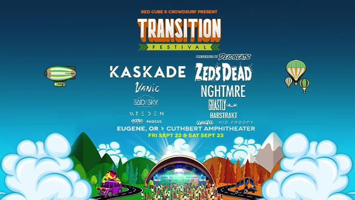 Transition Festival eugene oregon