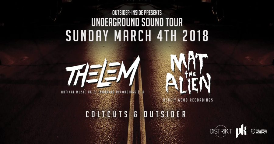 All the hottest victoria bc shows from now until march underground sound tour victoria malvernweather Choice Image