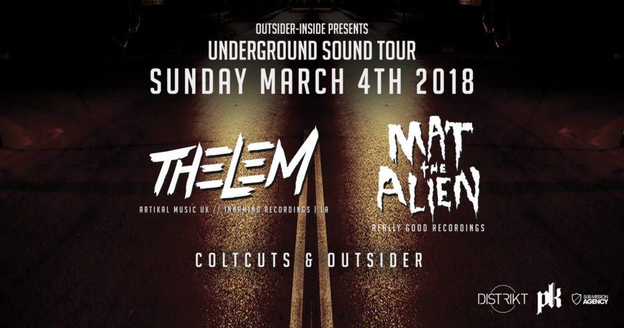 underground sound tour victoria