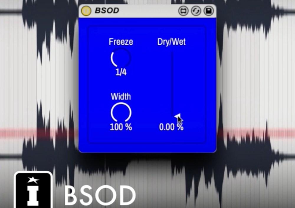 isotonic BSOD plugin