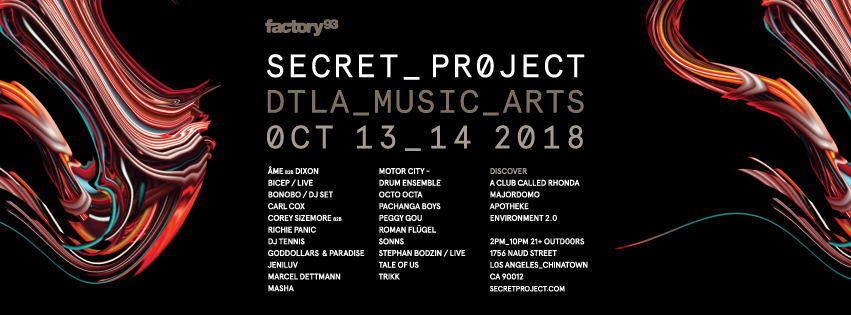 Secret Project Music Festival