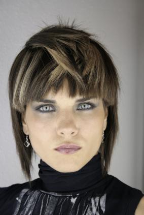 Best Pictures Artwork Gwen Stefani Haircut