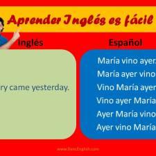aprender ingles es facil