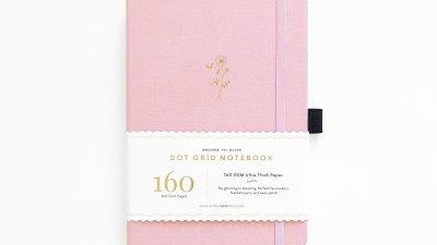 B5 Awakening Dot Grid Notebook