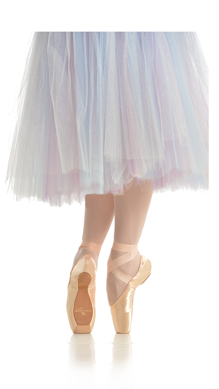 how to know if a pointe shoe fits