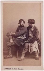 Русские мужики 19 век