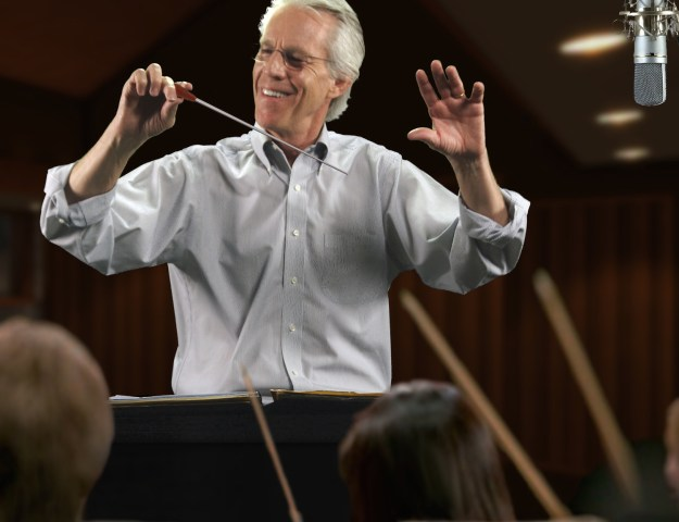 Jim Ed Norman Conducting