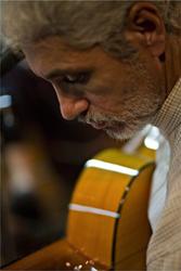 Paulinho Garcia (Photo by Peter Phua