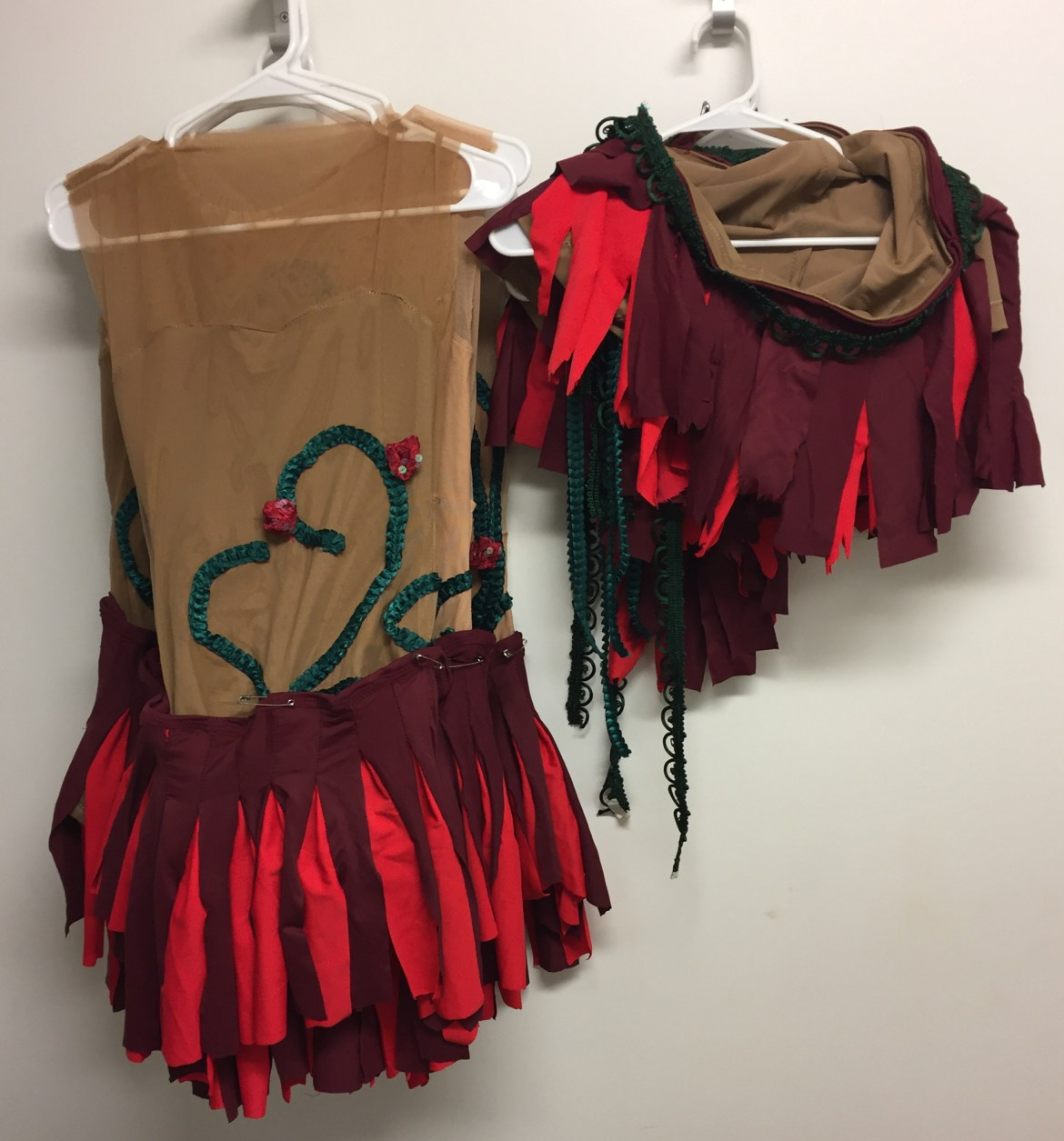 "Alex Gordon Costume Design for Deeply Rooted's ""Desire"" (Photo by Alex Gordon)"