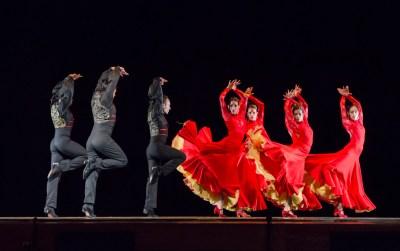 Ensemble Espanol performing Bolero (Photo by Cheryl Mann)