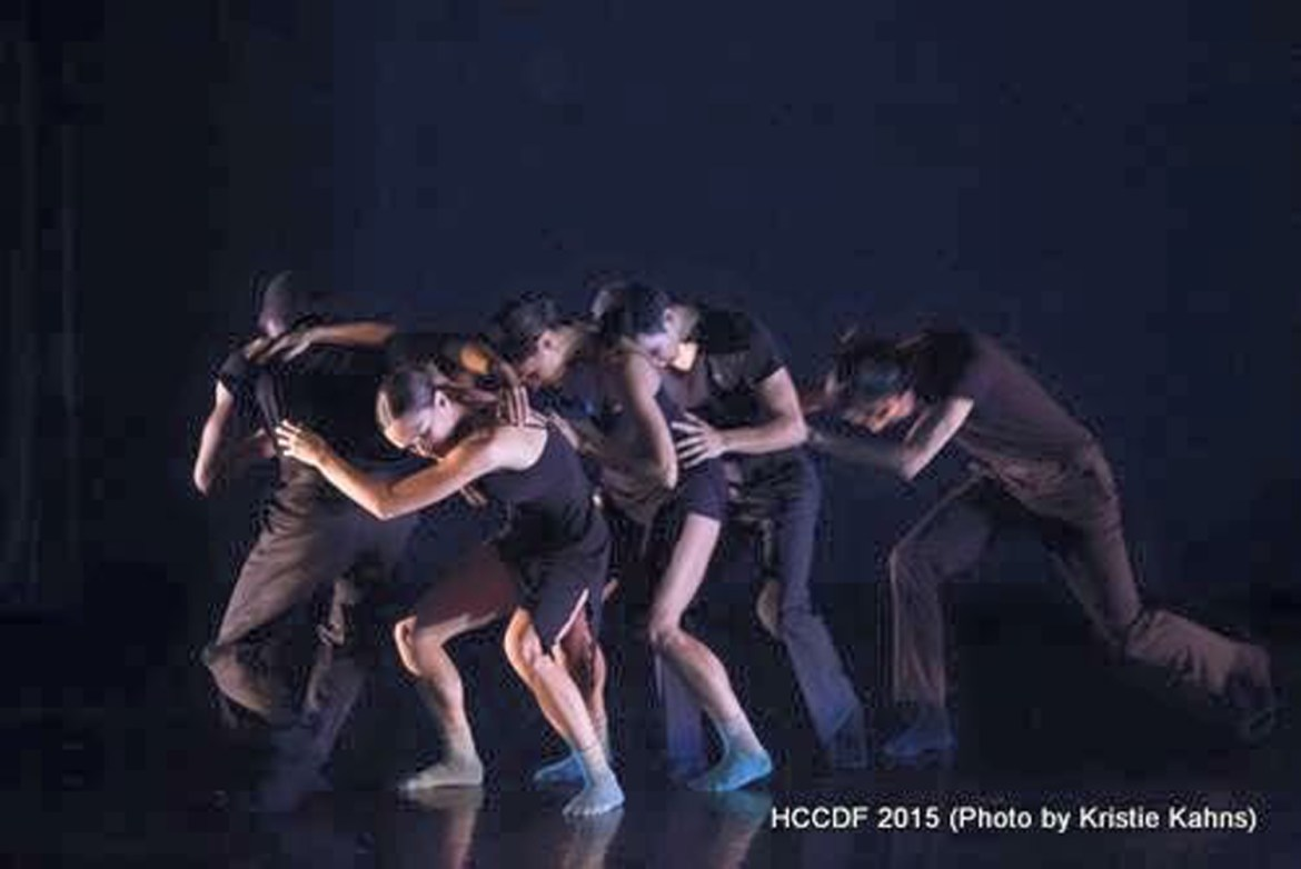 """""""Nocturne """" from HCCDF 2015. Photo by Kristie Kahns"""