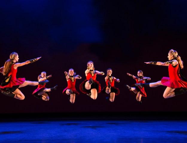 Trinity Irish Dance Company (Photo by Chesea Hoy)