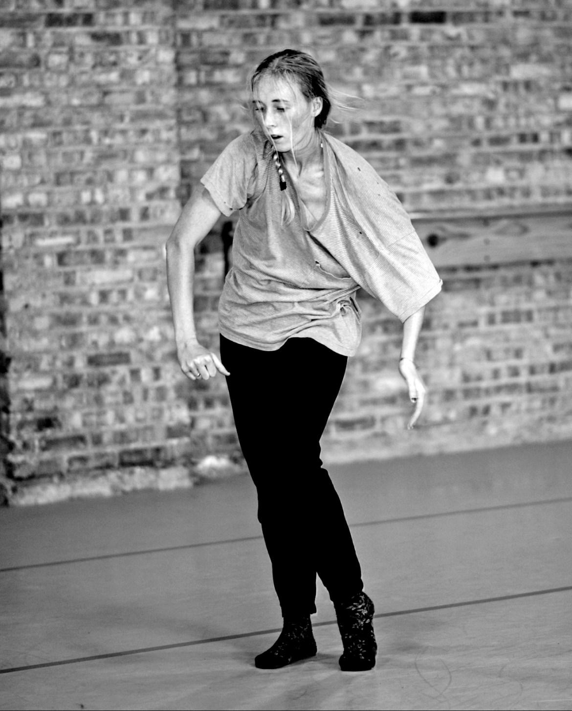 cocodaco Dance Project's Quincie Bean (Photo by Ren Freeman)