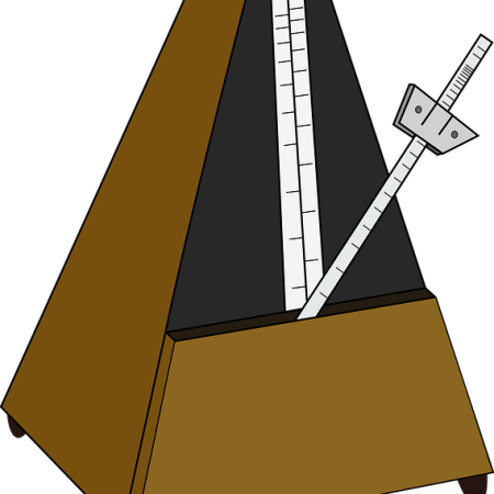 metronome to find the beat