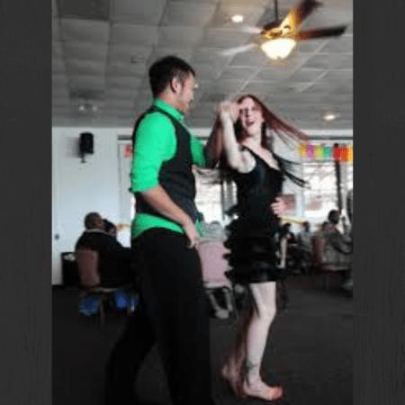 learning something new? try ballroom dancing