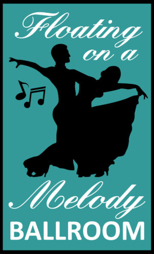 floating on a melody uses ballroom dance etiquette