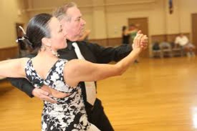 female ballroom dance instructors love competitive male students