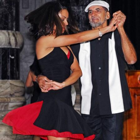Miami Salsa Dancing Style