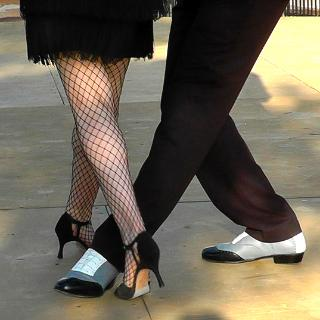 become a better ballroom dancer with tango
