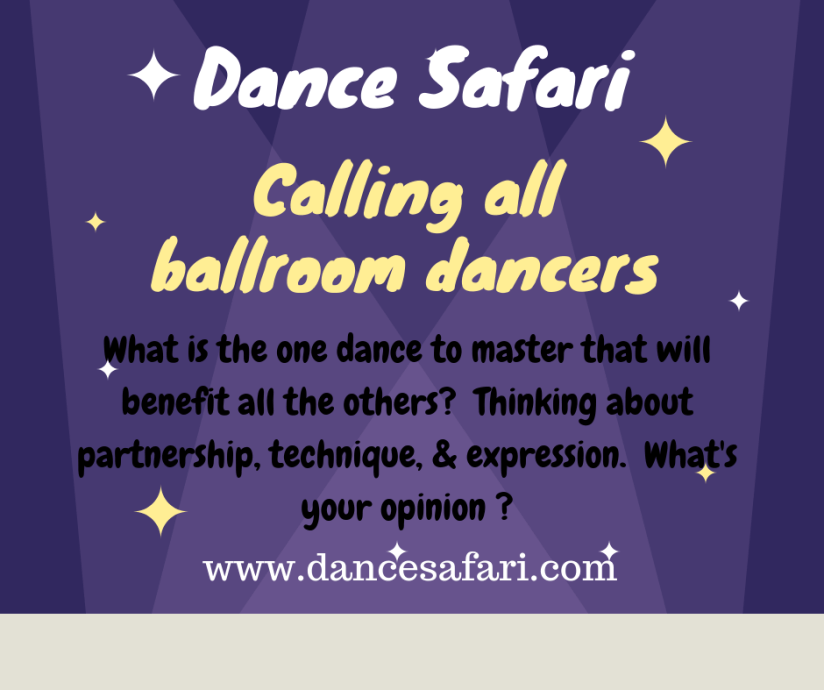 What is the best dance to learn?