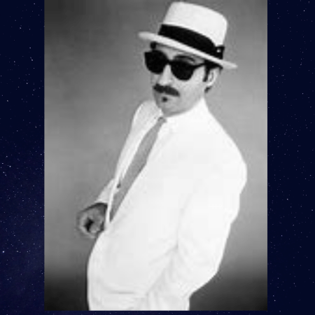 Leon Redbone was all about ragtime music.