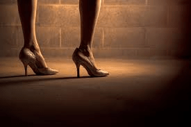 This is the method of doing a side step in ballroom dancing.