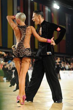 that ballroom dance couple rocks