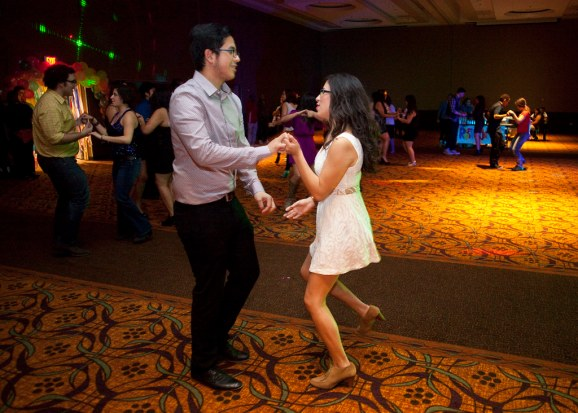 Merengue is fun and easy for all ages.