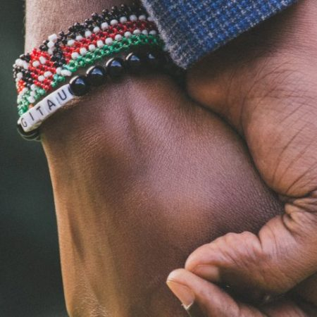 good self-esteem when holding hands
