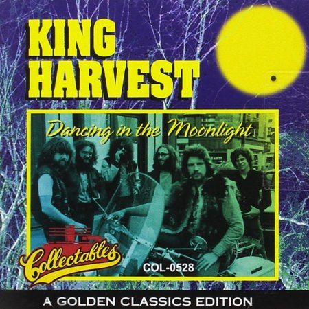 King Harvest sang Dancing in the Moonlight