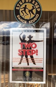 Dance Schedule for Two-Step Dancing Springfield Mo