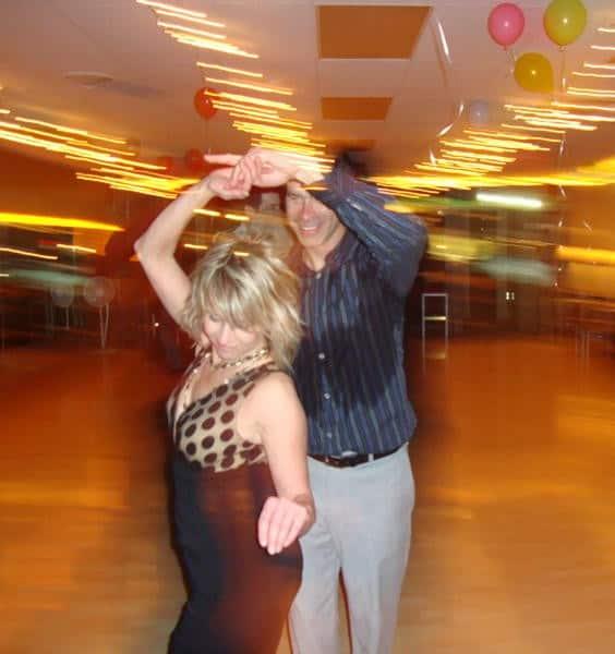 WEST COAST SWING DANCE – Step by Step Dance