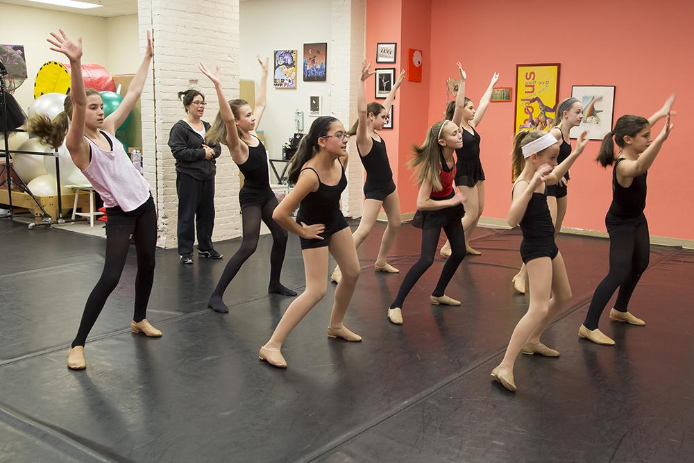 Jazz Dance Classes Studio D New Milford