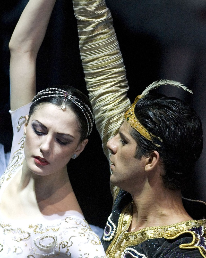 Veronika Part and Marcelo Gomes in Le Corsaire. Photo: Gene Schiavone/ABT ©. Source: Danceviewtimes