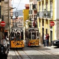 Jak poruszać się po Lizbonie: windy i kolejka linowa